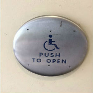 Accessibility Button For Door
